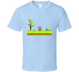 $enCountryForm.capitalKeyWord Australia - Duck Hunt Video Game Retro Old School Funny T shirt Cartoon t shirt men Unisex New Fashion tshirt free shipping funny tops
