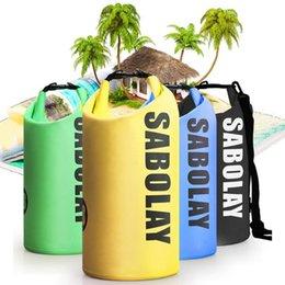 $enCountryForm.capitalKeyWord Australia - Floating Waterproof Dry Bag Roll Top Sack Mobile Phone Storage Pouch Keeps Gear Dry for Kayaking Rafting Boating Swimming #941416
