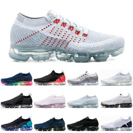 Discount men brand tennis shoes - 2019 Chaussures 2 2.0 Running Shoes Mens Trainers Triple White Black Red Hot Punch Brand Fashion Luxury Designer Air Sol