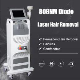 15mm handle online shopping - 808nm beauty laser machine skin rejuvenation laser equipment diode laser hair removal machine Spot size mm Non Channel handle