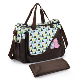 Nappy Bag Tote NZ - diaper bag Grand Central nappy tote bag large capacity for baby momstylish insulated multifunction mommy bag 6029