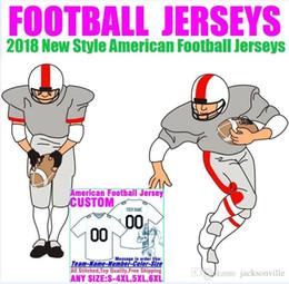 $enCountryForm.capitalKeyWord Australia - Personalized american football jerseys Custom Tennessee Denver college authentic cheap baseball basketball mens womens youth USA 4xl gray