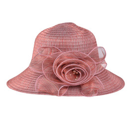 42f8c9e9 Rose Print Sunscreen Hat Fashion Floppy Foldable Ladies Women Solid Straw  Flower Beach Sun Summer Hat Wide Brim garcon