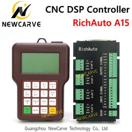RouteR spindles online shopping - RichAuto DSP A15 Multi Spindle Motion Control System DSP A15 axis control use for cnc router NewCarve Controller