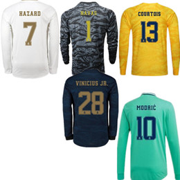 new product 35a57 7d60a Shop Real Madrid Goalkeeper Shirt UK | Real Madrid ...