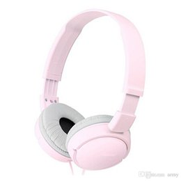 $enCountryForm.capitalKeyWord Australia - Popest Zx110 Wired Headphone Headset Foldable Baby Wired Phone Boy Girl Kid Headset With Retail Package