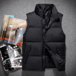 Wholesale red lightweight jacket for sale – winter New S Winter Heavy Coats North Down Vest Outdoor Lightweight Jackets Water Repellent Face Vests S xxl