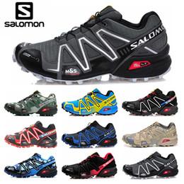 2a1f7d24abe93 New cs online shopping - New Salomon Speed Cross CS Mens Womens Running  Shoes Outdoor Designer