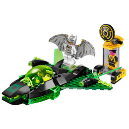 $enCountryForm.capitalKeyWord Canada - Legoing DC Batman 7109 Super Heroes Green lantern VS Sinestros 174Pcs Model Building Block Toys For Children Legoings Batmans