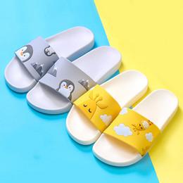 Discount black sheep shoes - Summer Slides Cartoon Women Slippers Cute Animal Dog Sheep Home Slippers Slip on Slide Sandals Women Shoes Bothe Flip Fl