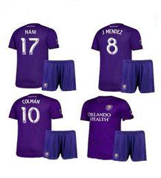 أورلاندو سيتي لكرة القدم الفانيلة 19 20 رجل مجموعات MUELLER KAKA DWYER منديز باتينو 2019 2020 قميص كرة القدم