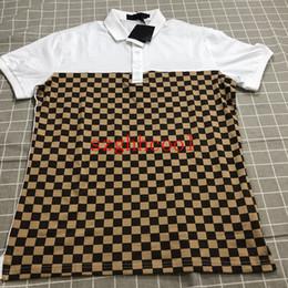 e6e7e436 Fashion new stylish mens casual shirts online shopping - 19SS The New  Summer Fashion Small Plaid
