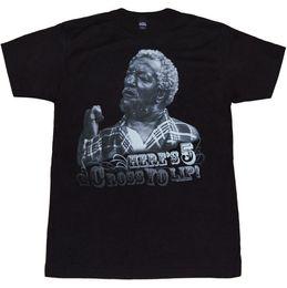 $enCountryForm.capitalKeyWord Australia - Sanford And Son Here's 5 Cross Yo Lip T-Shirt New T Shirt For Men Latest Design Short Sleeve Crewneck Cotton XXXL Team Tshirts