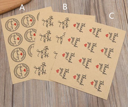 Diy weDDing gift tags online shopping - 12 sheet Kraft Paper Thank You Gift Tags Wedding Favors Party Accessories Christmas DIY Wedding Vintage Wedding Decoration Lables