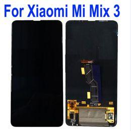 $enCountryForm.capitalKeyWord Australia - Original Best Working LCD Screen Display Touch Panel Digitizer Assembly + Frame For Xiaomi Mi MIX3 MIX 3 Phone Sensor Parts