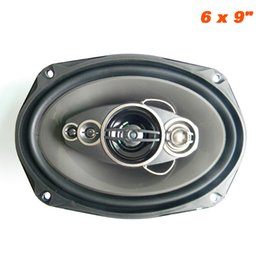 "high end speakers NZ - High-end Quality Powerful 1200 Watts 6 x 9"" Car Louder Coaxial Speakers Hifi Audio Speaker Horn"