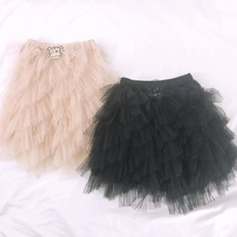 $enCountryForm.capitalKeyWord Australia - Baby Girl Princess mesh lace shorts bud A new line of TUTU dresses for girls and princesse ballet tutu girls tutu skirt pantskirt