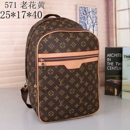 5dadead7e764 2019 new hot costume European American fashion classic Backpack LOUIS  VUITTON Gucci Backpack bag Handbags Shoulder diagonal bag