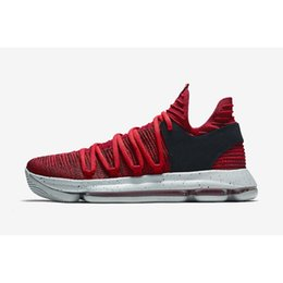 Kids Kd Kevin Durant Shoes UK - Cheap mens KD 10 basketball shoes for sale  kds 564de6008