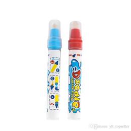 Aqua Doodle Pens Australia - Wholesale New arrival Aqua doodle Aquadoodle Magic Drawing Pen Water Drawing Pen Replacement Mat 2000pcs lot