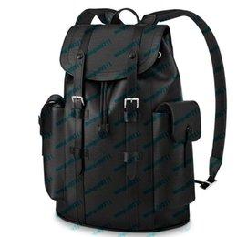 Großhandel Schule-Rucksack-Frauen Handtaschen Portemonnaie Leder Handtasche Schultertasche Big Rucksäcke Casual Men Taschen Plain / Floral / Letter