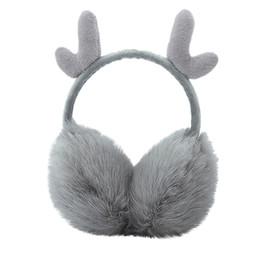 $enCountryForm.capitalKeyWord NZ - Ear Muffs Winter Warm Ladies Earmuffs Cute Plush Solid Color After Wearing Earmuffs Winter Accessories for Women Adjustable C810