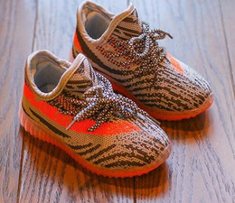 New Designer Kids Shoes Sneakers Baby Toddler Trainers Run Shoes Infant Children Boys Girls Chaussures Pour Enfants