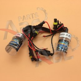 Car headlights online shopping - Two W Xenon HID Kit s Headlight For Car Replacement Light Bulbs H7 K W