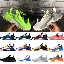 $enCountryForm.capitalKeyWord UK - New arrival BBC blue red green plaid NMD humanrace mens running shoes Hu Pharrell Solar Pack Mother Orange men women ourdoor designer shoes