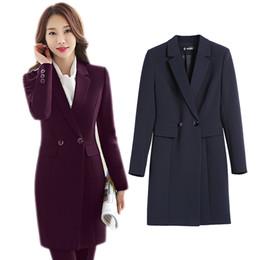 $enCountryForm.capitalKeyWord Australia - Two pieces Suits Ladies Formal Skirt Suit Office Uniform Style Female Business pants Suit Work Claret Women Blazer Set Plus size