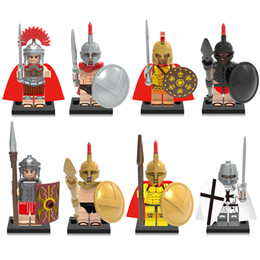 $enCountryForm.capitalKeyWord Australia - Middle Ages Medieval Ancient Rome Gladiatus Sparta Centurion Spartacus Crusader Rome Commander Arvoesine Mini Toy Figure Building Block