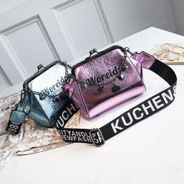 $enCountryForm.capitalKeyWord Australia - Hot Sale New Item PU Leather Small Messenger Bags for Ladies Handbags Female Shopping Packs Single Shoulder Bag