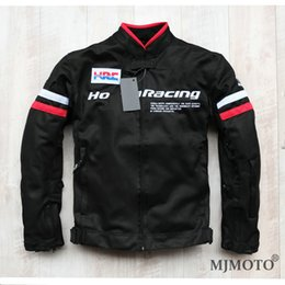 $enCountryForm.capitalKeyWord Australia - Summer Mesh Motorcycle racing Jackets red black off-road ride motorcycle jacket for Honda CBR moto Accessories