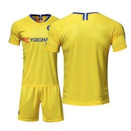 00ecc7c8df32 2019 CHE men's football shirt soccer jesey sportswear European Champions Cup  home team uniform SIZE S-XL free shipping