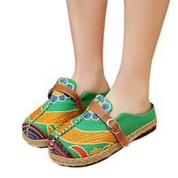 China YOUYEDIAN women slippers summer sandals outdoor ladies slippers plus size ladies summer shoes for beach #w40 cheap flat slippers for ladies suppliers