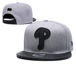 fallen hats Australia - Men's Phillies All Teams Baseball Cap Brand Fan's Sport Adjustable Caps Casual leisure hats Solid Color Fashion Snapback Summer Fall hats