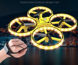 $enCountryForm.capitalKeyWord Australia - 2019New Kids Watch Remote Control RC plane UFO Gesture Remote Control Intelligent Suspension Induction for kids children toys