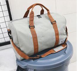 Victoria secret bags online shopping - weekend bag Canvas Secret Storage Bag Pink Duffel Bags Unisex Travel Bag Waterproof Victoria Casual Beach Exercise Luggage Bags