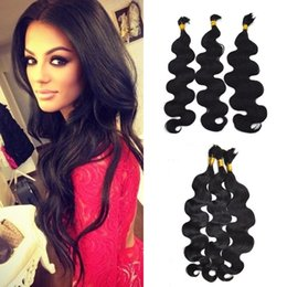 Wholesale Hair Color Dye Australia - Hot Sale Indian Hair 3 pcs Body Wave Bulk For Braiding Hair 8-30 Inch Natural Color Can Be Dyed For Black Women LaurieJ Hair