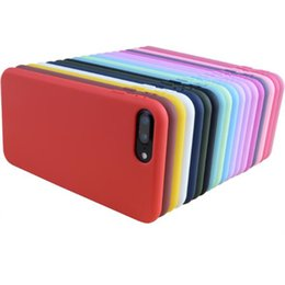 Discount cheap candies - 1.5MM Silicone Soft Cell Phone Case Slim Ultra Thin Cheap Cell Phone Case for Iphone XS MAX XR X 6S 7 8 Plus TPU Cover C