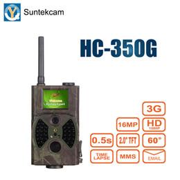 $enCountryForm.capitalKeyWord NZ - Suntekcam HC350G 3G Trail Camera Hunting Night Vision Photo Trap Forest Camcorder Animal Game Camera GSM MMS 16MP 1080P