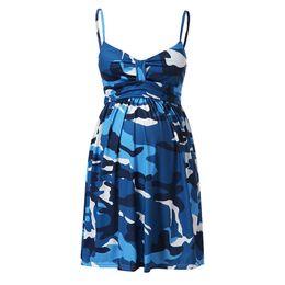 $enCountryForm.capitalKeyWord Australia - Women Maternity Dresses Summer Camouflage Sexy Strap Casual Nursing Dress Breastfeeding Pregnancy Clothes Zwanger Jurk 19apr2