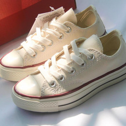 $enCountryForm.capitalKeyWord Australia - Kids Shoes Kid Classic Canvas Shoes Toddler Designer Shoes Children Boys Brand Sport Girls 2019 New Hot Sell Round Toe 2PCS