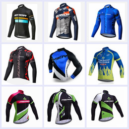 bikes merida cycling team 2019 - 2019 Newest Pro Team Merida Cycling Clothing Men Long Sleeve tops Cycling Jersey bike clothes mtb bicycle maillot ropa c