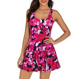 $enCountryForm.capitalKeyWord NZ - Bikinis set Women Plus Size printing two-piece separate Tankini Swimjupmsuit Swimsuit Beachwear Stiped Swimwear bikinis set