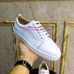 Worldwide Shoes Australia - Best-selling worldwide Top level version Low help white real leather Men's shoes outdoor flat casual shoes