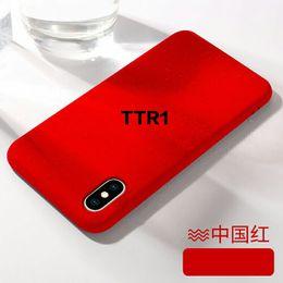 HTOUS1 Новый стиль красочный сплошной цвет мобильного телефона чехол на Распродаже
