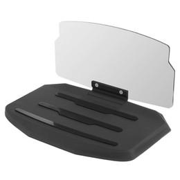 $enCountryForm.capitalKeyWord Australia - Universal Mobile Phone Car Holder Windscreen Projector HUD Head Up Display 6.5 Inch For iPhone Samsung GPS