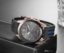 Quartz table online shopping - 2020 brand new fashion sports watch men and women designer stainless steel quartz watch business table hot sale