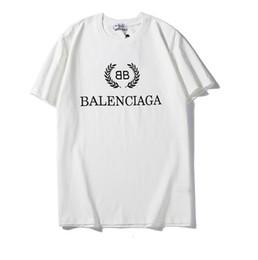 $enCountryForm.capitalKeyWord UK - 2019 Summer 19SS Men T shirt Brands BB gc MODE logo Homme Letter Printed T-shirt Short Sleeve Men women pairs Hip Hop Street Style Tops Tee